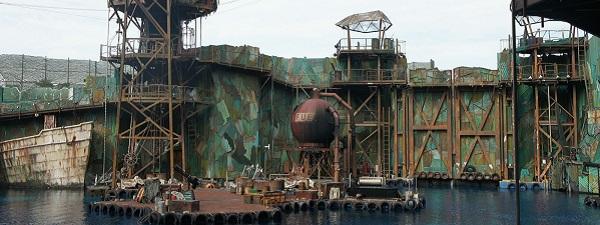 Waterworld à Universal Studios Singapour