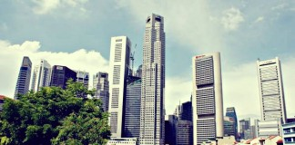 Singapour, Financial District - Photo de Sylvie (Beginners in Asia)