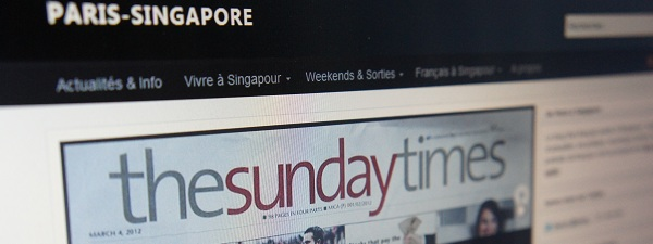 Paris-Singapore en chiffres