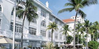 Eastern et Oriental Hotel a Penang en Malaisie