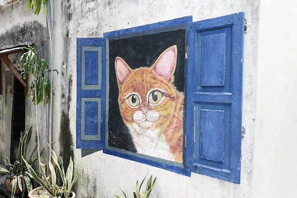 Street Art en Malaisie