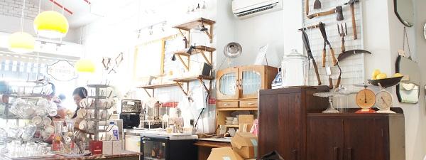 Inside Carpenter & Cook à Bukit Timah