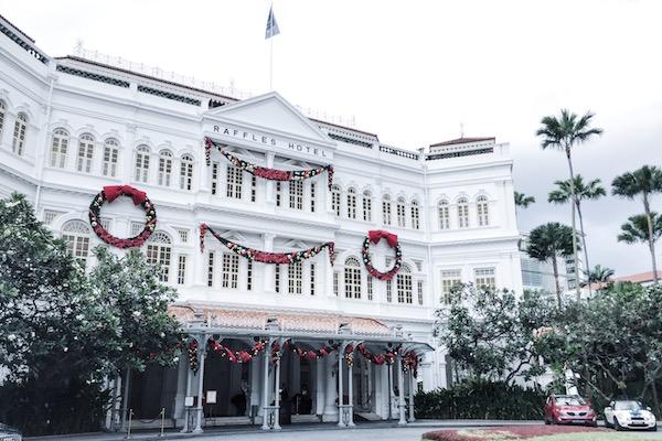 4 Hôtels Historiques à Singapour