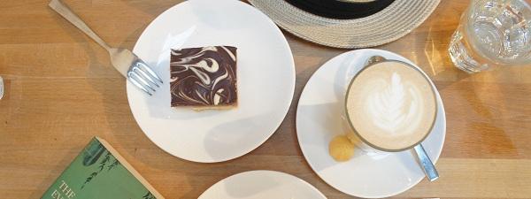 Selfish Gene Coffee à Tanjong Pagar