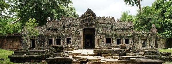 Preah Khan temple à Angkor
