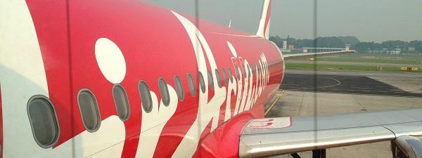Singapour à Kuala Lumpur avec AirAsia