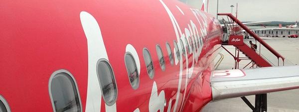 AirAsia à KLIA LCCT