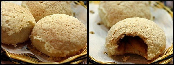 Tim Ho Wan et ses fameux BBQ Buns (Crédit Photo Tim Ho Wan)
