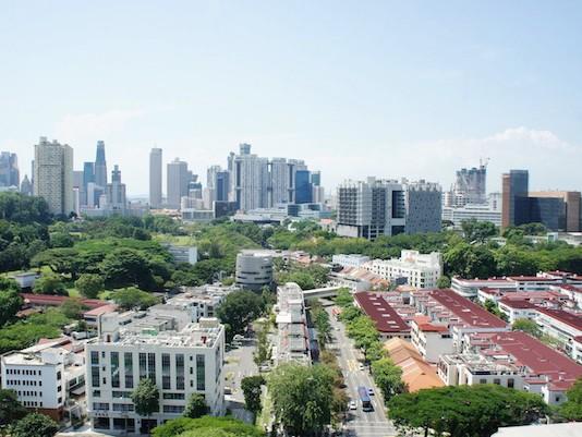 Week-end de rencontres à Singapour
