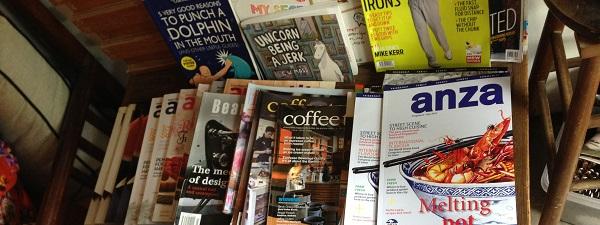Clairement la meilleure sélection de livres de Singapour feat. The Oatmeal