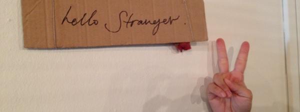 Hello Stranger (at Strangers Reunion)