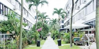 Tiong Bahru, le quartier Hispter de Singapour