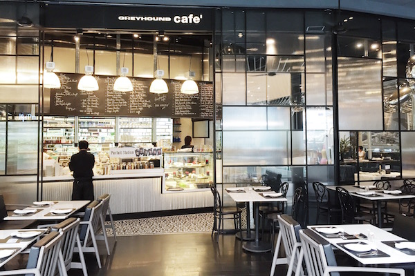 Greyhound Cafe Bangkok