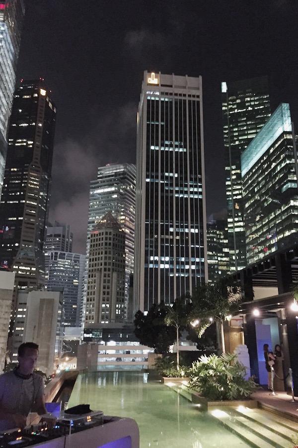 Hi-So Sofitel Singapour