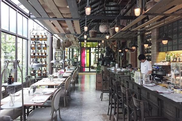 Karmakamet Diner à Bangkok