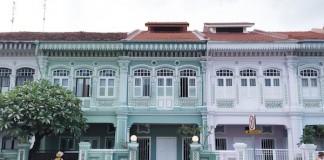 Les jolies Shop Houses de Joo Chiat à Singapour