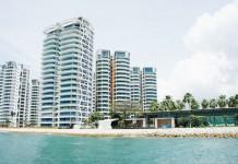Condos à Sentosa (Singapour)