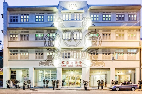 Kam Leng Hotel Singapour