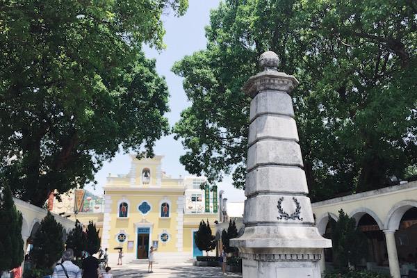 Église Saint-François Xavier
