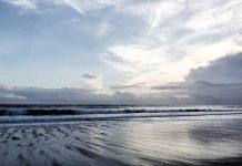 Plage à Bali