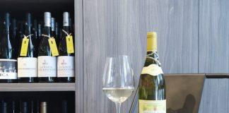 Degustation de vins a Singapour