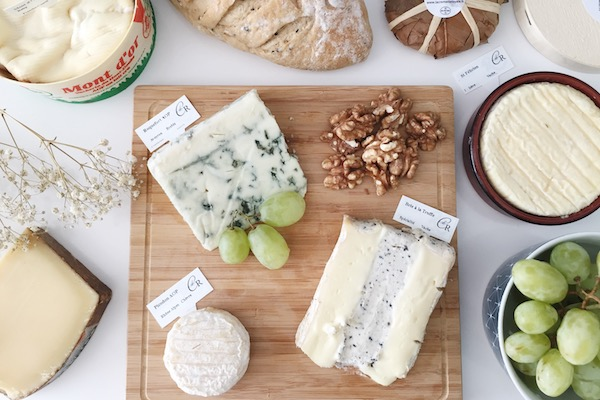Fromages Singapour
