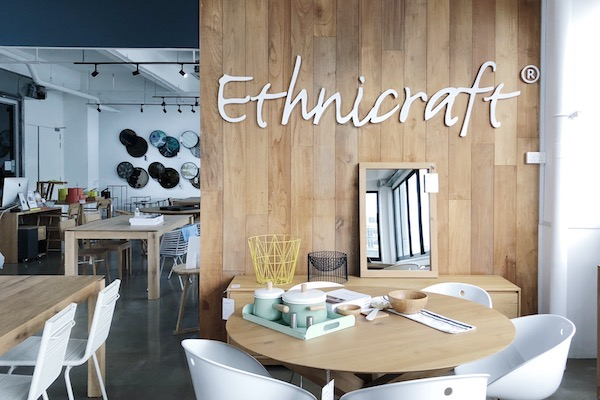 Ethnicraft Showroom
