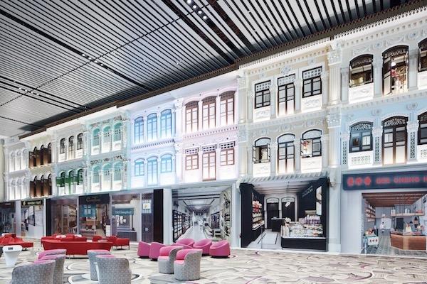 Shop Houses & Culture Peranakam au T4