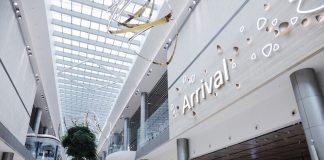 Terminal 4 Changi airport