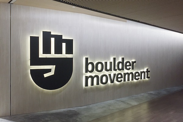 Boulder Movement Singapour