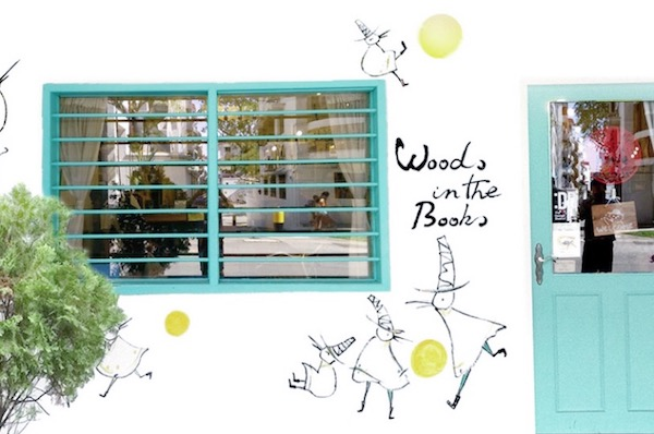 Librairie Woods in the Books Tiong Bahru