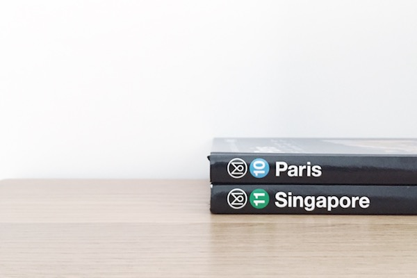 Paris Singapore Guide