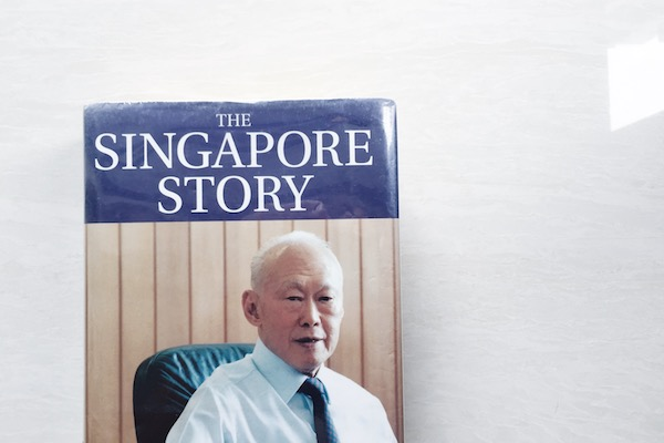 The Singapore Story par Lee Kuan Yew