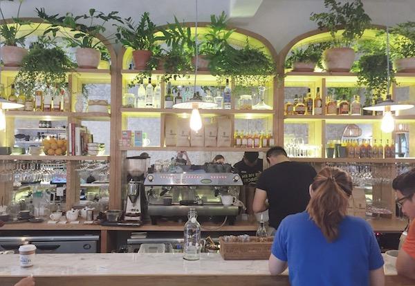 Cafe Merci Marcel a Tiong Bahru
