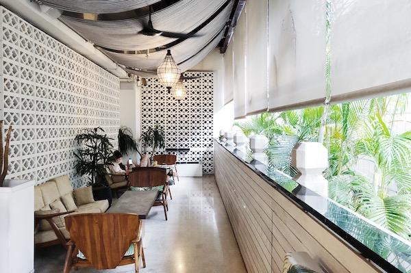 Cafe Peranakan Singapour