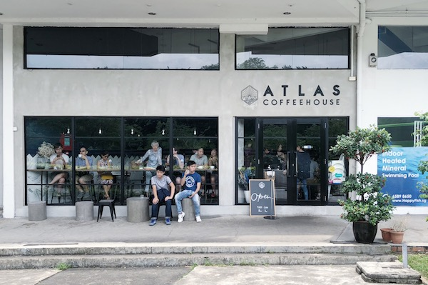 Atlas Coffee House