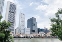 Singapour riviere