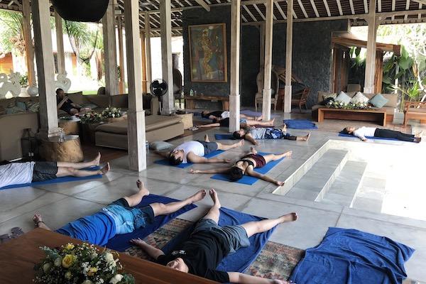 Yoga villa Bali