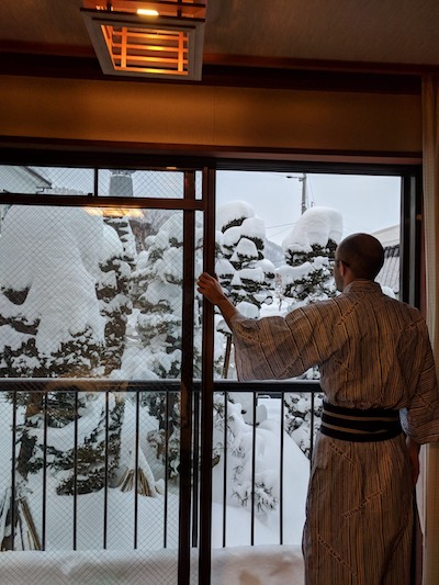 Pension japonaise Nozawa onsen