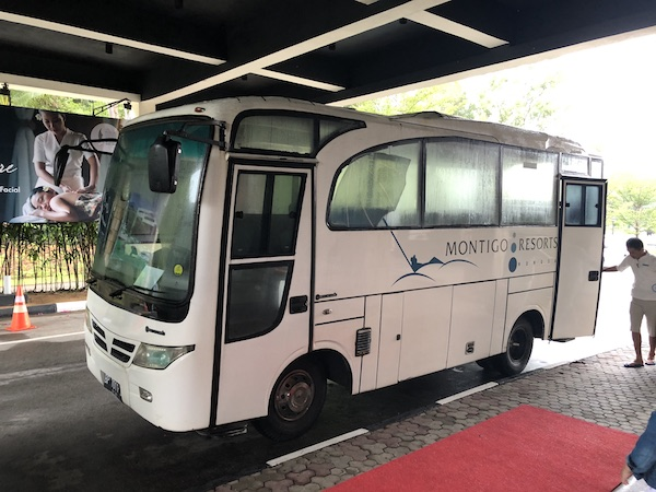 Bus Montigo Resorts