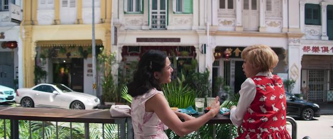 Crazy Rich Asians - Bukit Pasoh