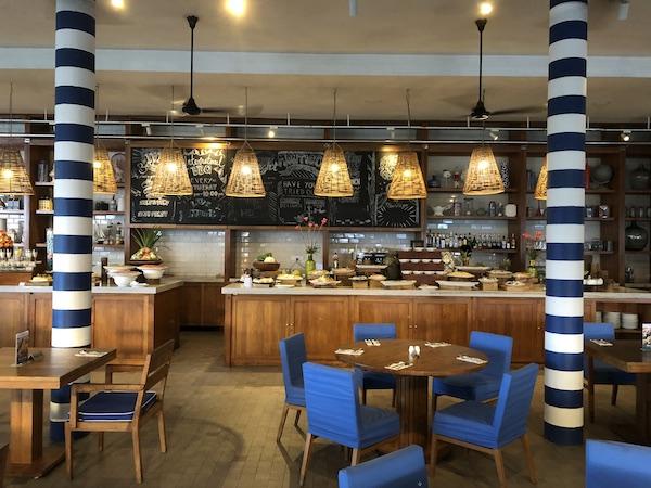 Petit-dej au Montigo Resorts Batam
