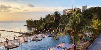 Vue de la piscine au Montigo Resorts Nongsa
