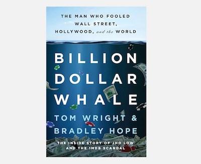 Billion Dollar Whale Singapour