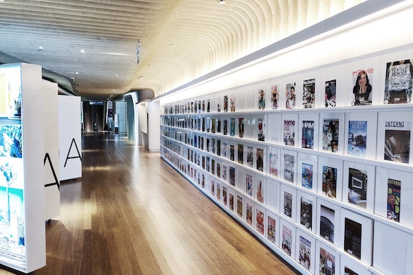 Library at Orchard