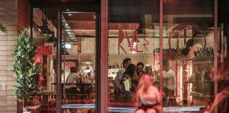 Wine RVLT Bar a vin Singapour