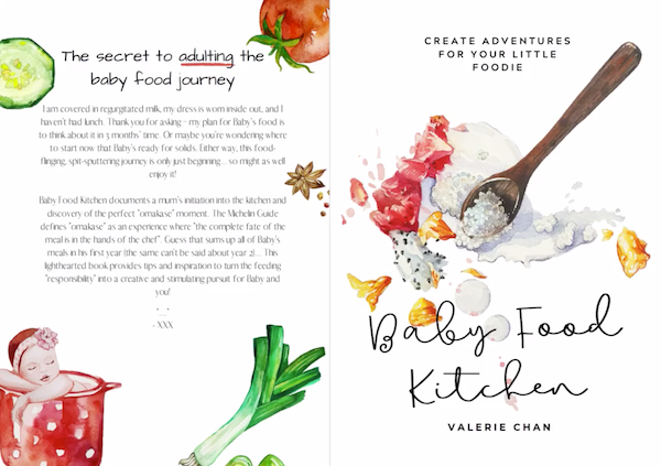 Baby Food Kitchen Create adventures for your little foodie.